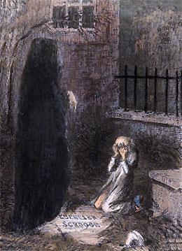 Ebenezer Scrooge Clipart - A Christmas Carol - Free Christmas Clipart